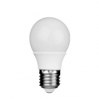 E27 LEDLAMP MINI GLOBE 5,5W DIMMABLE WARM WHITE