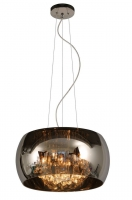 PEARL hanglamp chroom by Lucide 70463/05/11