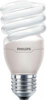 E27 SPAARLAMP 15W (=75W) TORNADO BY PHILIPS WARM WIT