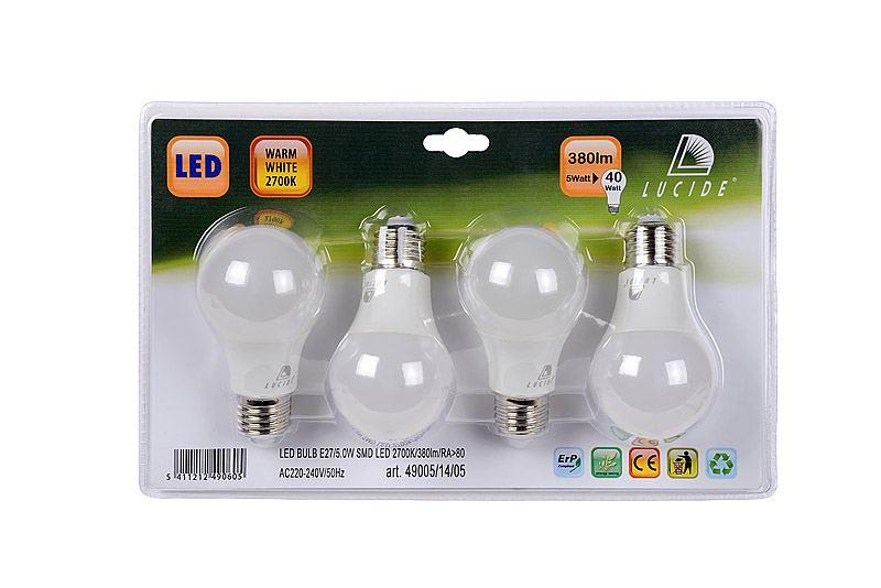 Lucide 490051405 Led Lampen Lucide kopen