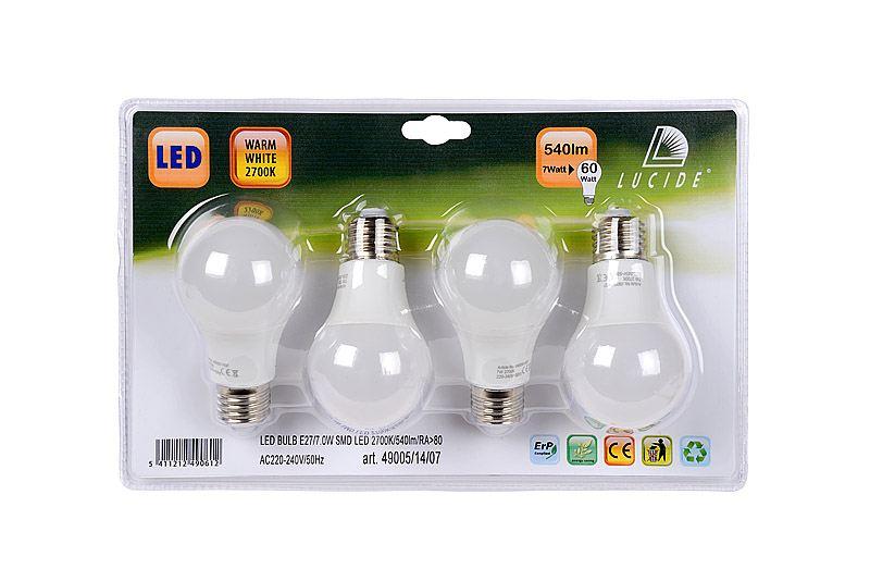 Lucide 490051407 Led Lampen Lucide kopen
