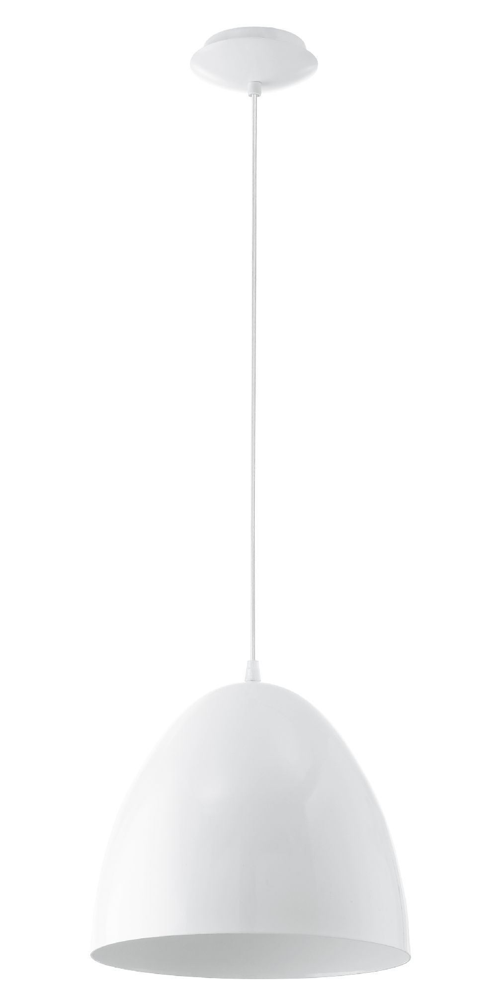 Buitenstopcontact met schakelaar verticaal wit uw