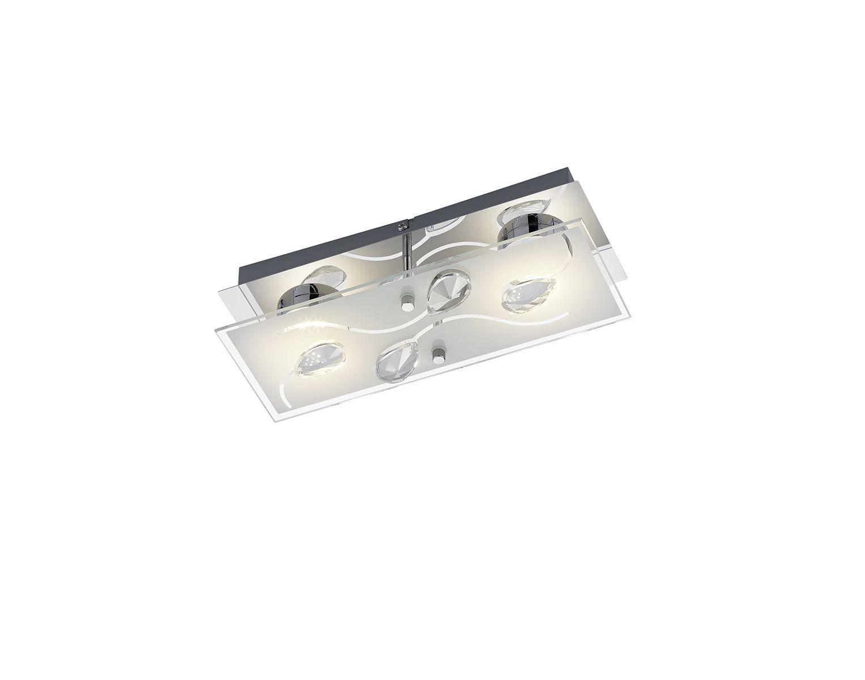 trio leuchten 877110607 led lampen. Black Bedroom Furniture Sets. Home Design Ideas
